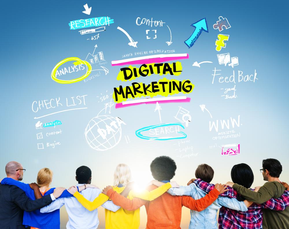 digital marketing company central coast